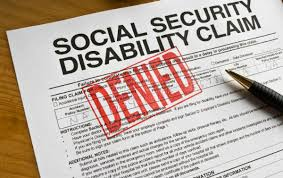 denied social security disability claim